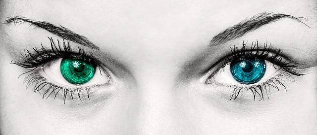 každé oko jiné