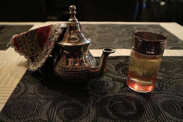 marocký hrnec