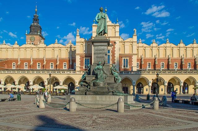 Prehliadka Krakovom, unikátnym mestom v strednej Európe
