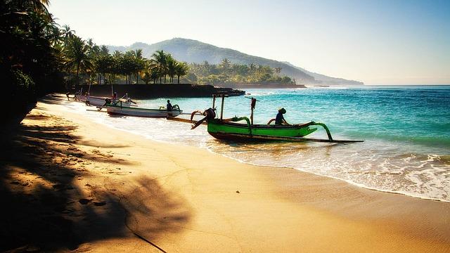 Ostrov Bali bez cestovnej kancelárie